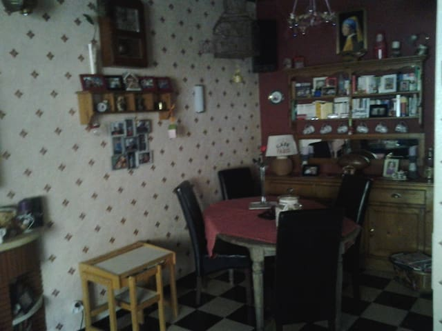 maison de village a 10 mn d'Avignon - Bédarrides - Casa