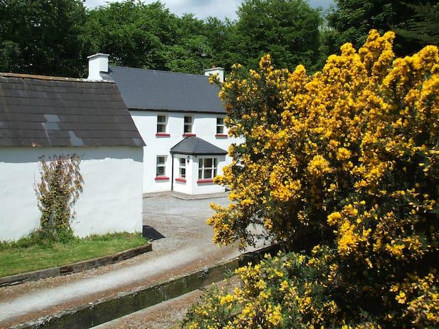 Glenview Lodge Farmhouse Cottage - Broadford - Kulübe