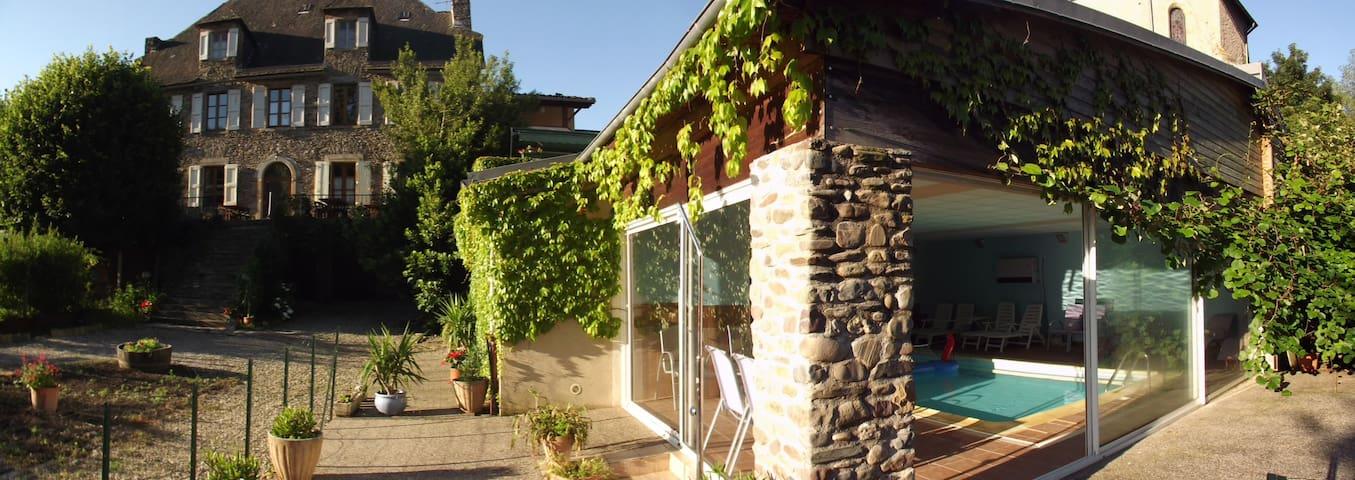 Chambre aux Lauriers - Miolles - Boutique hotel
