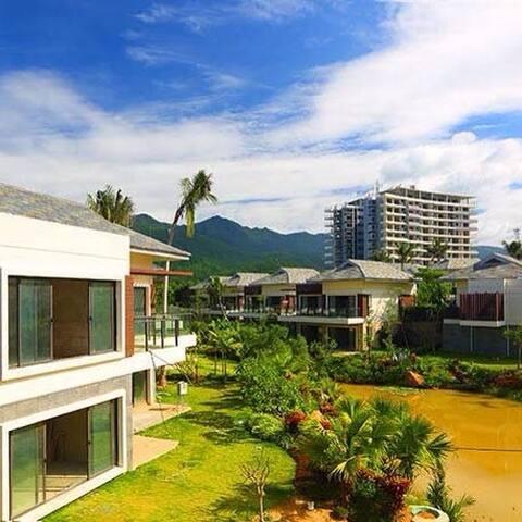 海南中信香水湾度假公寓 - Lingshui