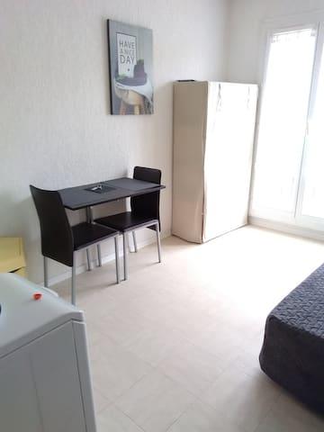 Studio équipé - Salon-de-Provence - Lägenhet
