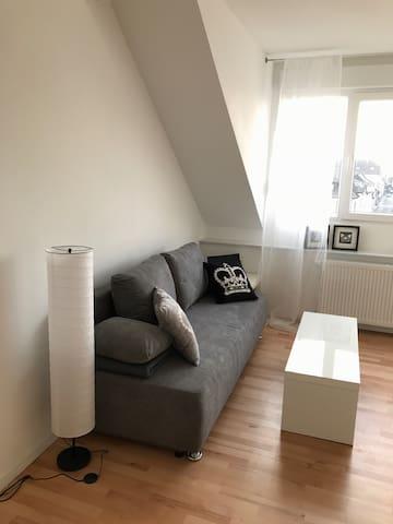 Gemütliches City Apartment - Kaiserslautern - Leilighet