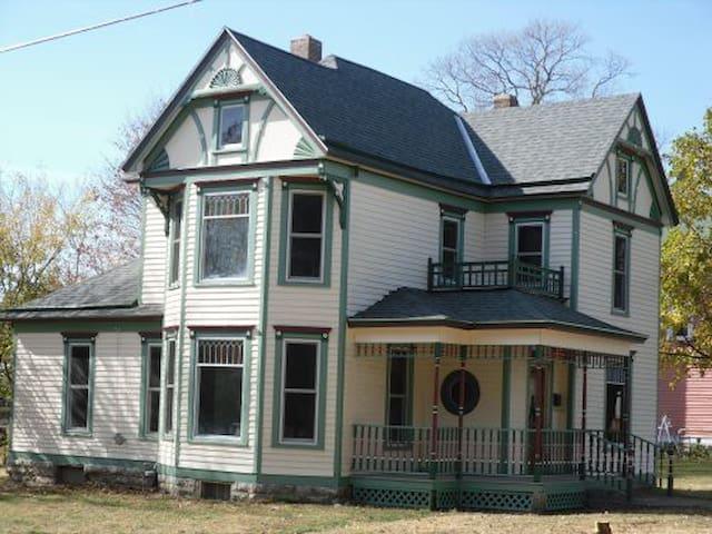 Downey House in Plattsburg, MO - Plattsburg - Huis