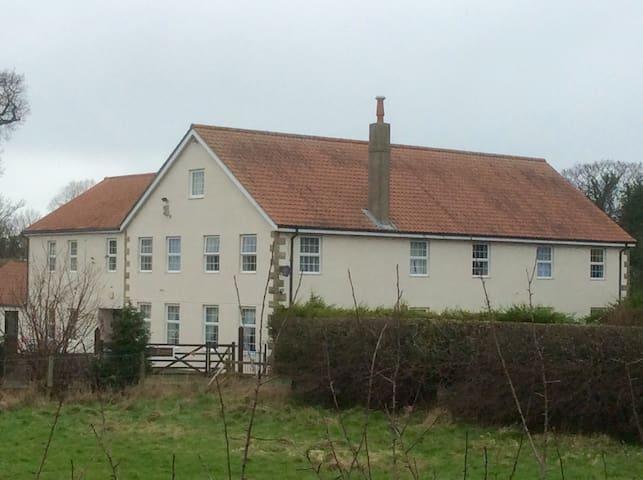 Mill Farm B&B,En-suite double room,ample parking - Great Ayton - 家庭式旅館