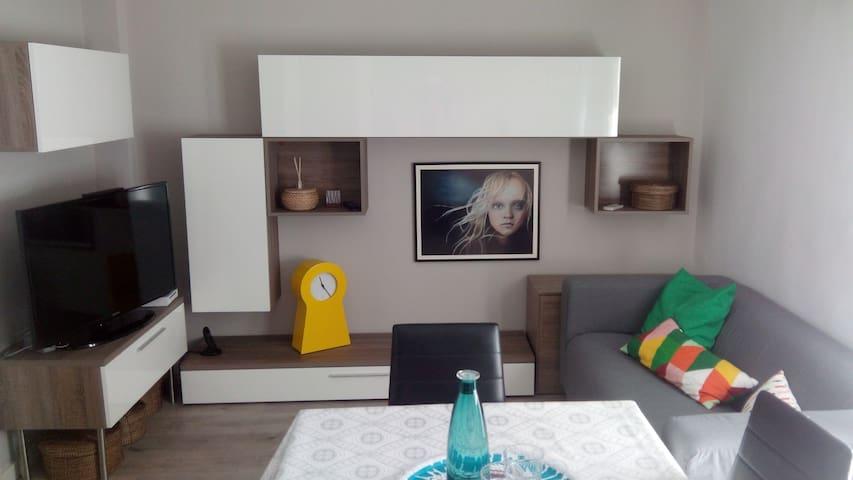 Habitación individual en piso acogedor - Zaragoza - Lägenhet