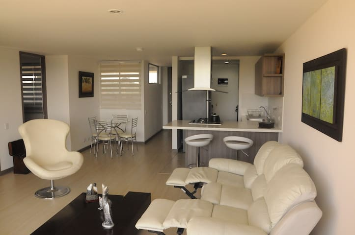 Lovely and modern apartment in condo near airport - Rionegro - Appartement