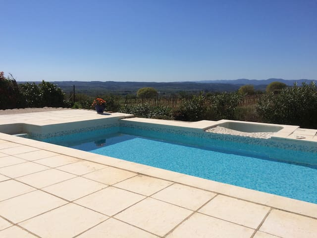 Your holiday home in France - Thézan-lès-Béziers - Casa