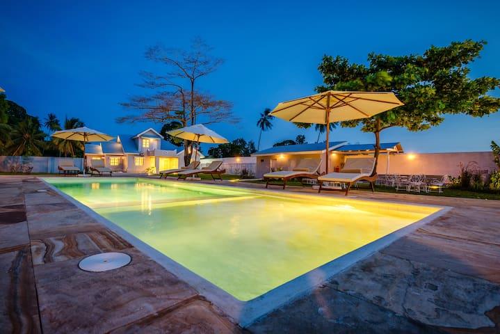 Zanzibar Grand Beach Villa - Cidade de Zanzibar - Vila