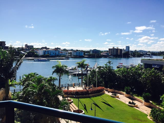 Living the dream - Kangaroo Point - Appartement