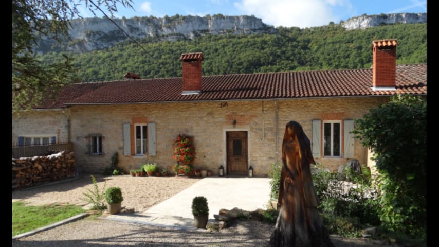 Luxury Gite with Stunning Views. - St Antonin Noble Val
