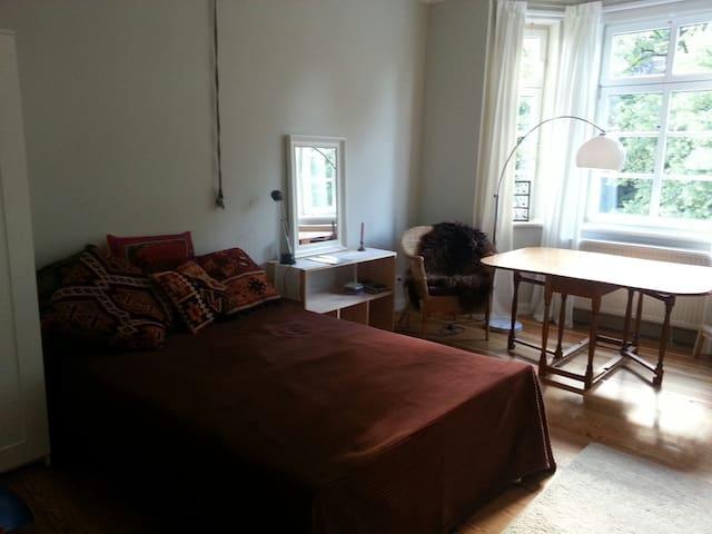 Comfortable and spacious room - Hambourg