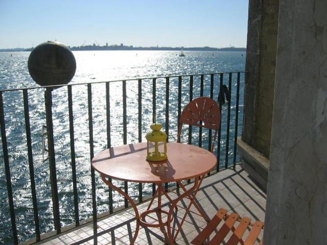 Venezia Murano CASA SULLA LAGUNA - Venetië - Huis