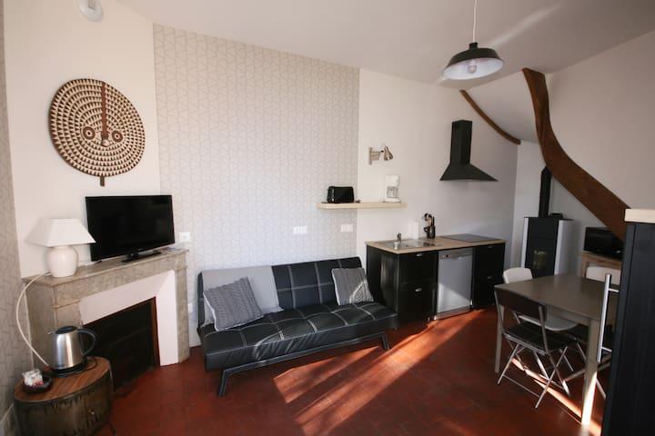 Gîte Ici et Là - Venarey-les-Laumes - Appartement