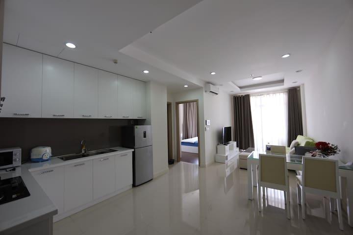 Luxury 1 BR apt in brand new mordern building - Phú Nhuận - Lakás