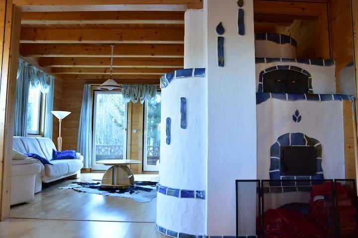 Wolfsberg - Koralpen - 4 rooms - Rieding - Baraka