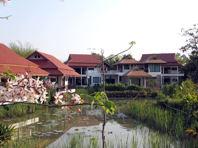 2 bedroom Suite with Kitchen @ Jasmine Hills - Doi Saket - Hotel butique