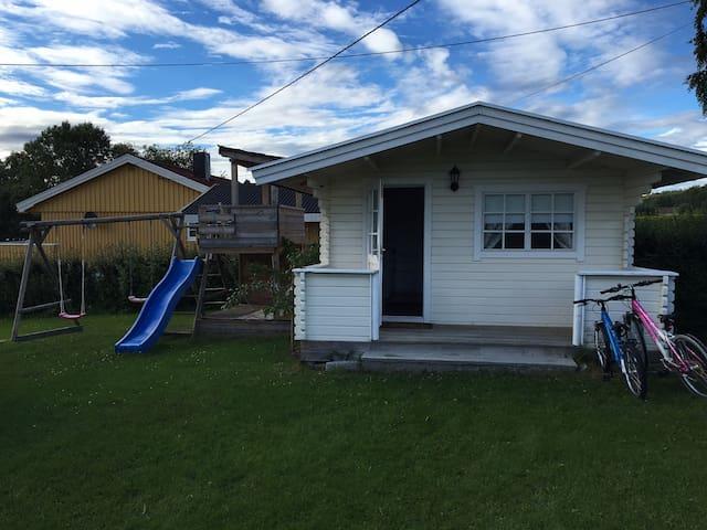 Small cottage-usable summer,spring and autumn - Gran - Casa de campo