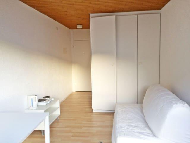 1/2 h from Zurich, bright&cozy mini-studio for 1-2 - Wollerau