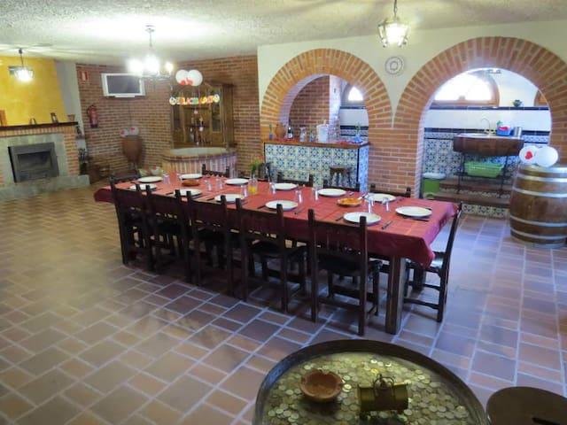 Alojamiento con encanto en Coca-Segovia - Coca - Appartement