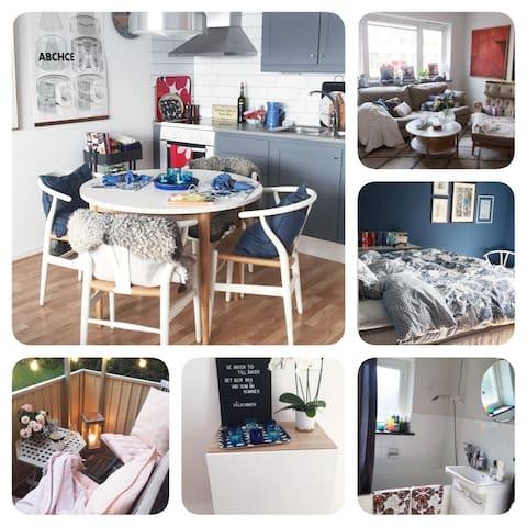 Cozy apartment in central Helsingborg - Helsingborg