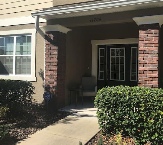 Nice quiet residential townhome - Tampa - Maison de ville