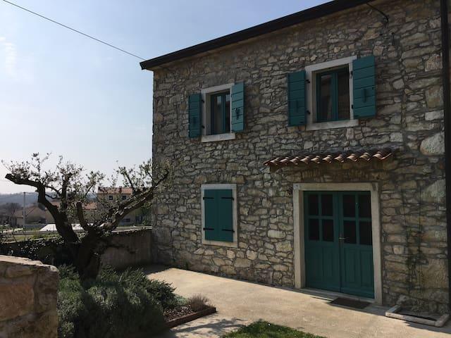 100years old Stone House - Tradition modern way! - Nova Vas - Huis