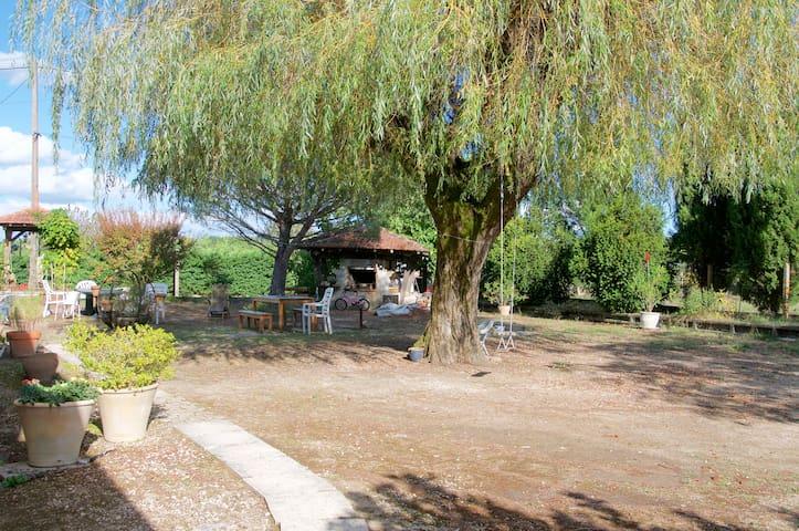 Chambre au calme à 6 km de Périgueux - Coulounieix-Chamiers - Konukevi