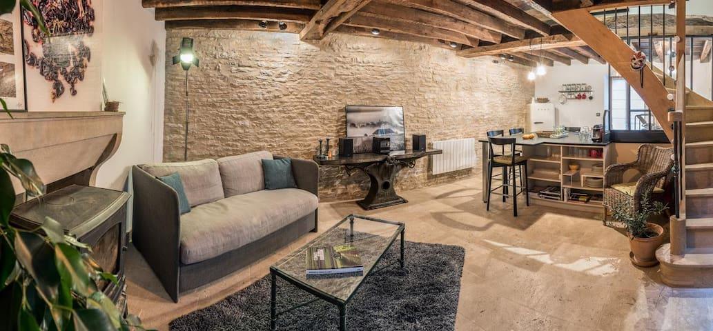 Cozy in Savigny, newly renovated - Savigny-lès-Beaune