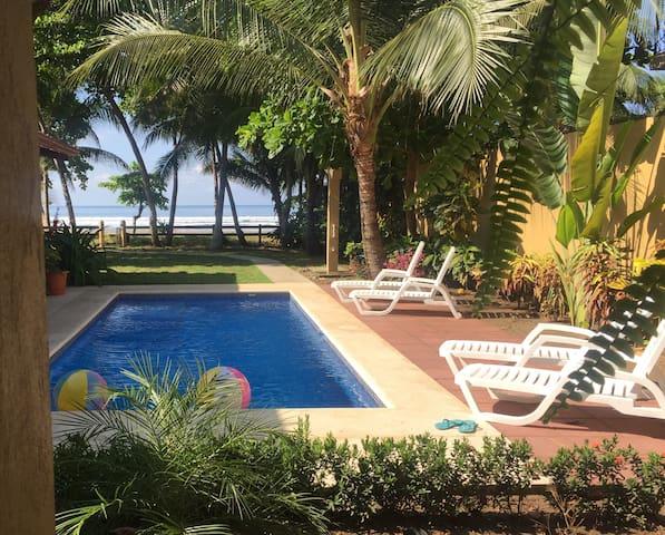 Beachfront Sky Unit  - Casa Bejuco Ay Bonita - Bejuco - Apartamento