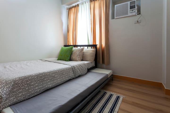 A COZY 1 BEDROOM CONDO IN FAIRVIEW - Fairview, Quezon City
