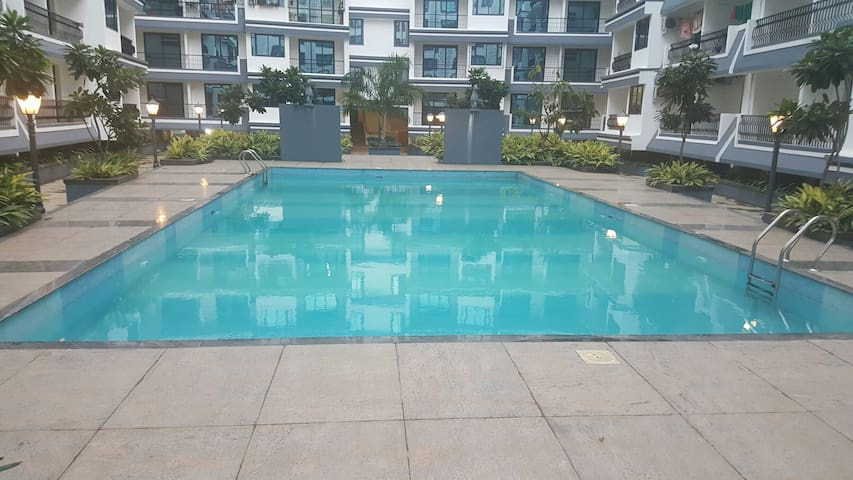 3BHK apartment  for rent - Mapusa - Leilighet