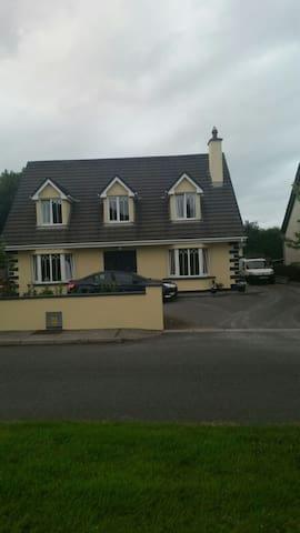 Nice friendly home in Macroom - Macroom - Bed & Breakfast