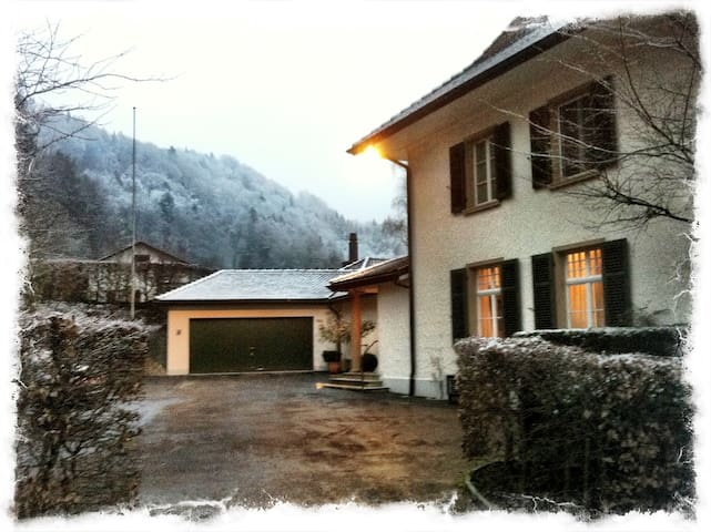 Rooms with view - Wikon - Bed & Breakfast