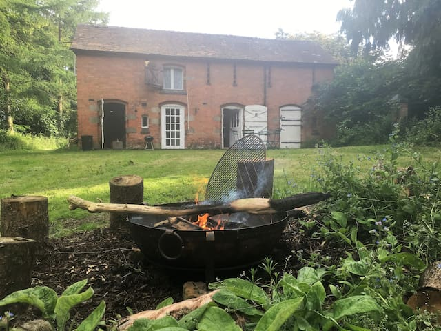 Engine House - Off Grid Living, Shropshire - Whitchurch - Maison