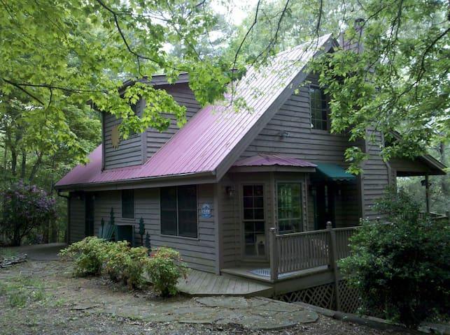 Cabin North Georgia, Dahlonega, Helen - Dahlonega - Hus