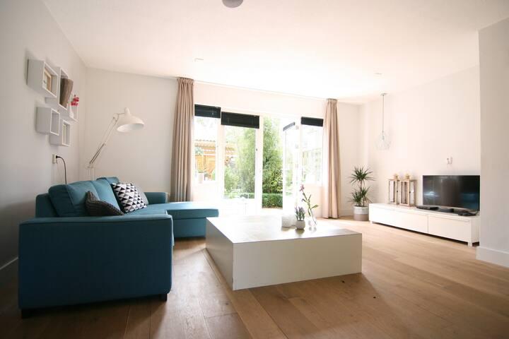 Sfeervol huis in mooi Twente! - Almelo