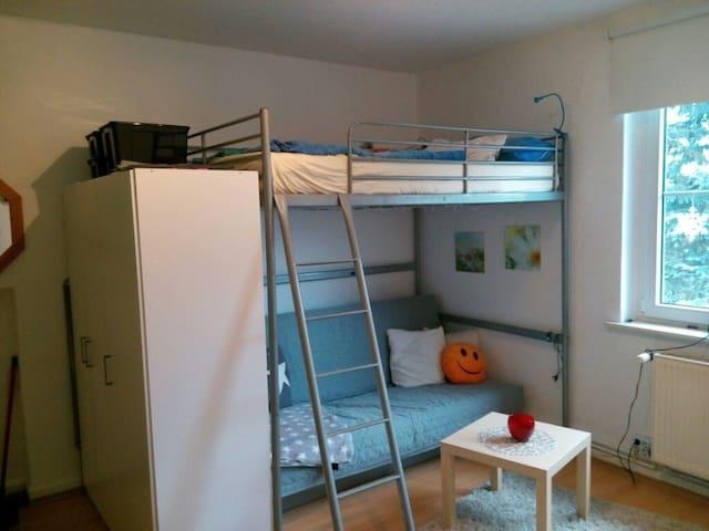 Privates Zimmer max. 2 Personen - Wolfenbüttel - Departamento