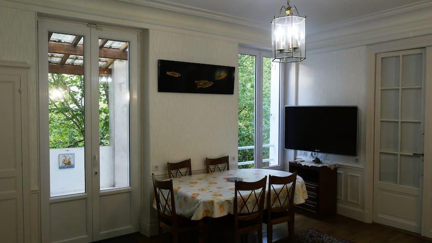 Appartement proche Paris, calme et verdure - Nogent-sur-Marne - Departamento