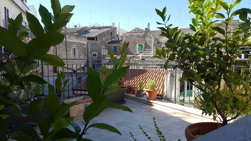 Home Holidays Relax Sassi di Matera - Matera - Appartement