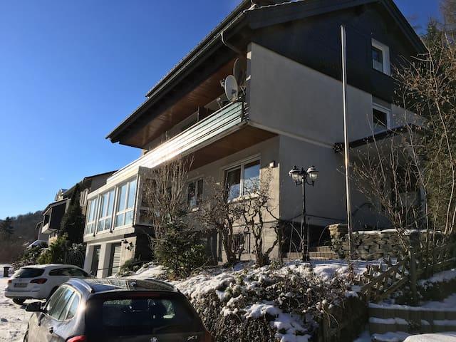 Wohlfühlen - Willingen - Winterberg - Bike - Ski - Brilon - Lägenhet