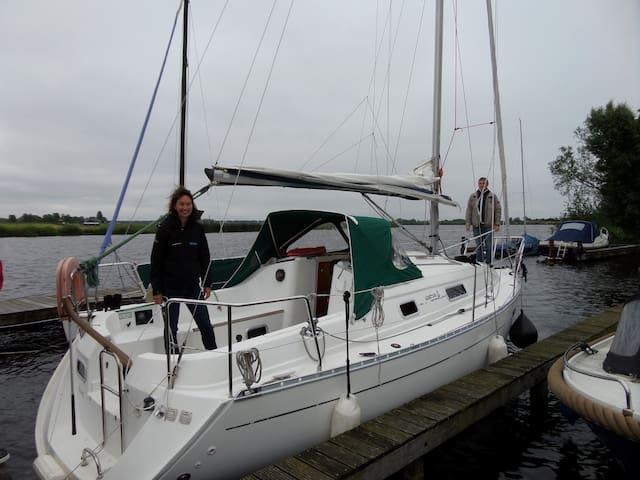 Sailing Yacht Cosy - Kaag - Barco
