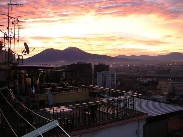 Naples, panoramic, near the center - 那不勒斯 - 獨棟