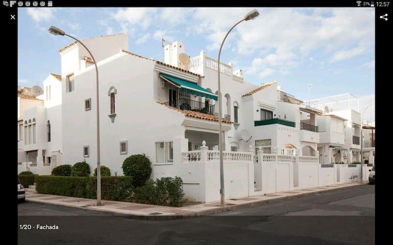 ACOGEDOR APARTAMENTO - Roquetas de Mar - Departamento