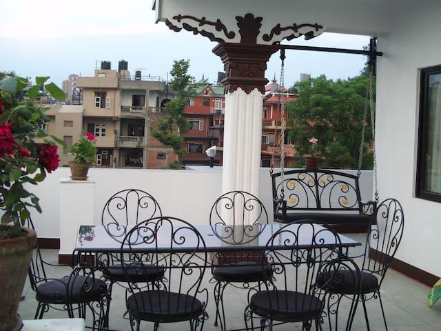 Peace and Comfort Home - Kathmandu - Huis
