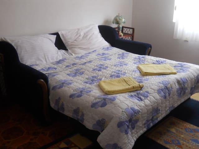 Prijatan dvosobni stan sa terasom u mirnom kraju - Sokobanja
