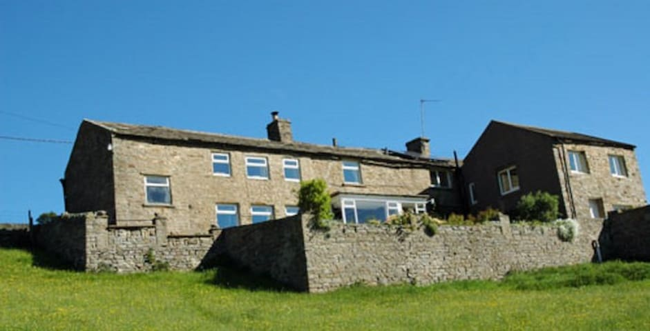Beautiful detached house in the Yorkshire Dales - North Yorkshire - Huis
