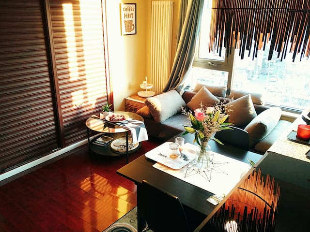romantic house located in Beijing ,Sanlitun - Pekin - Apartament