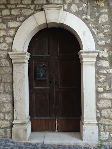 Il Portale Antico - Campoli del Monte Taburno - Appartement