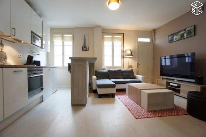 2 pièces - moderne cœur chartres - Chartres - Appartement