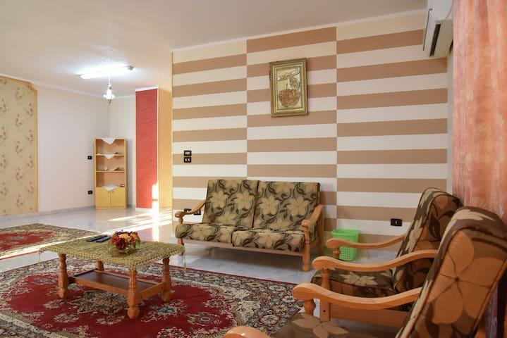 Luxury Villa Apart zayed city close Mall of Arabia - Sheikh Zayed City - Villa